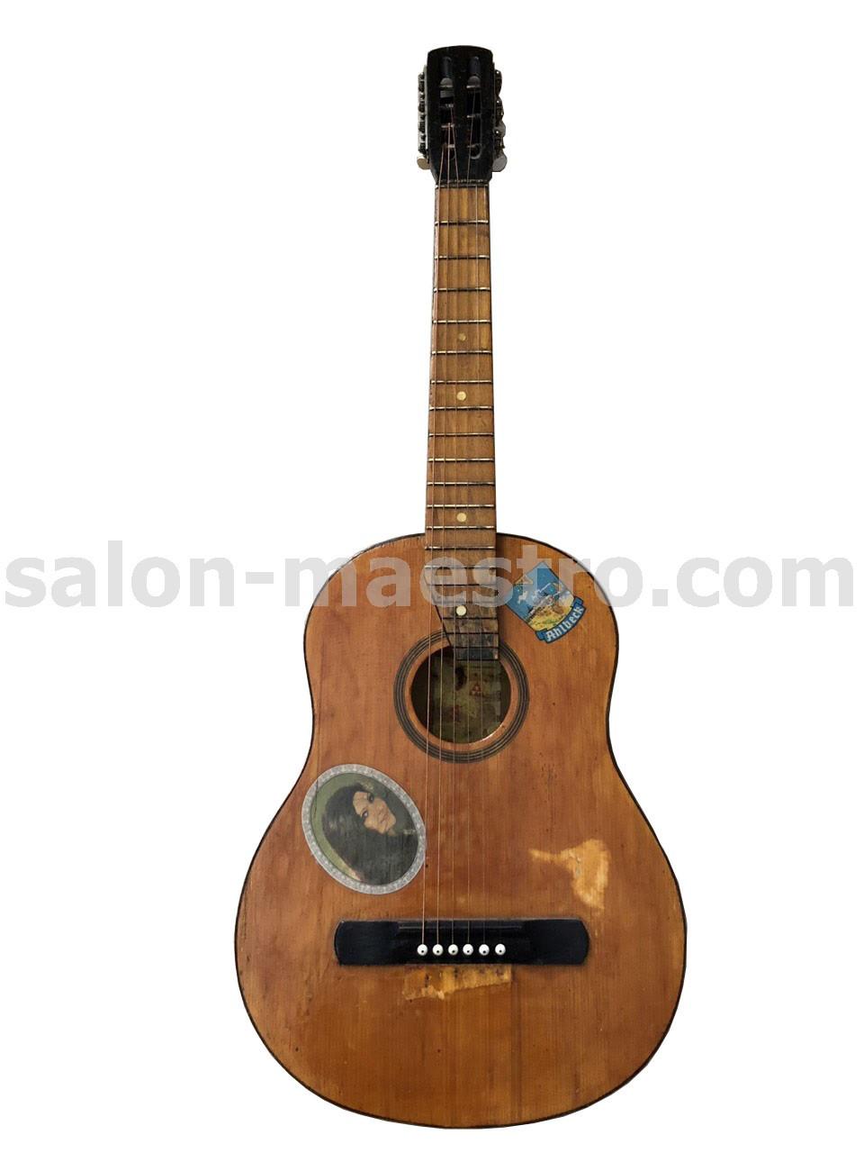 ( 01/ 0530 ) Черниговская гитара ¾ для юных музыкантов