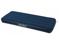 Пляжный надувной матрас Интекс. Товары для летнего отдыха. Товары для отдыха на море.
