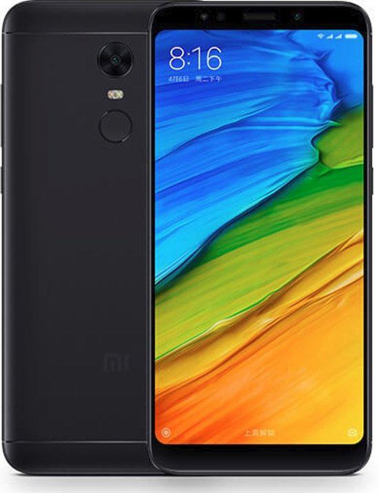 Смартфон Xiaomi Redmi 5 Plus 4/64Gb Black CDMA/GSM+GSM