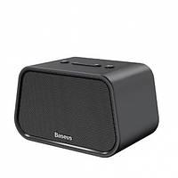 Портативная Bluetooth колонка Baseus E02 Encok black, фото 1