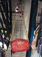 Сумка на пояс и на плечо в стиле Gucci , модная поясная сумка, бананка оптом в Украине