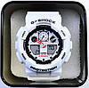 Наручные часы G-Shock GA-100A-7A белые мужские наручные часы G shock (реплика)