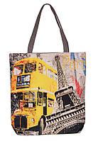 """Женская летняя сумка через плечо """"Paris"""" 1008/1"""