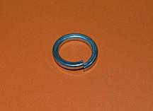 Шайба М5 пружинная оцинкованная ГОСТ 6402-70