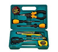 Набор инструментов для дома в чемодане Home owner's tool set 8 предметов