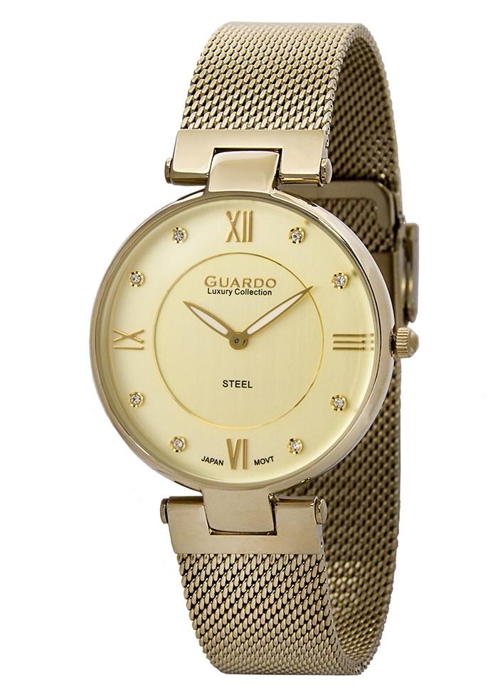 Женские наручные часы Guardo S01862(m) GG