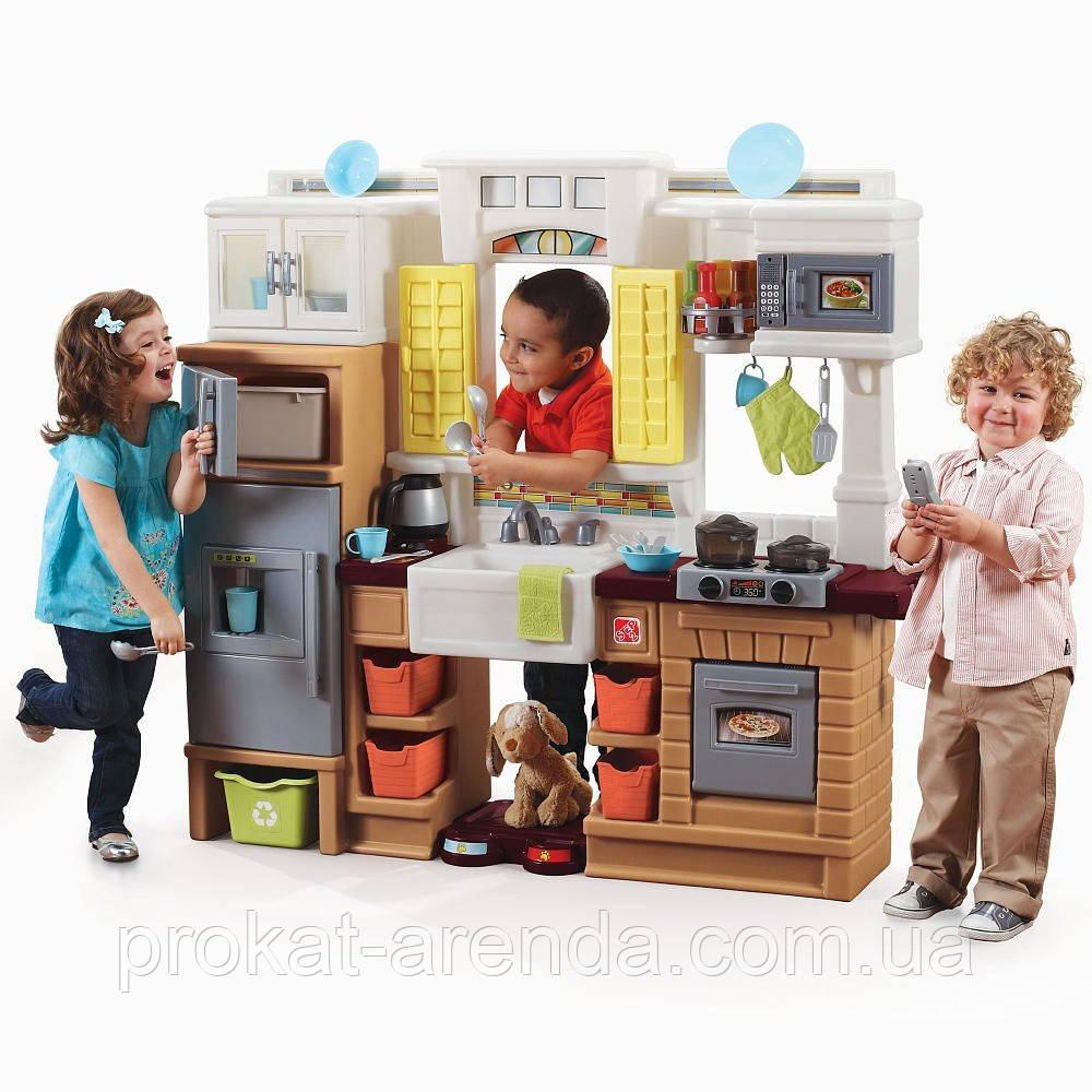 """Детская игровая кухня Step 2 """" Шеф и его творчество"""""""