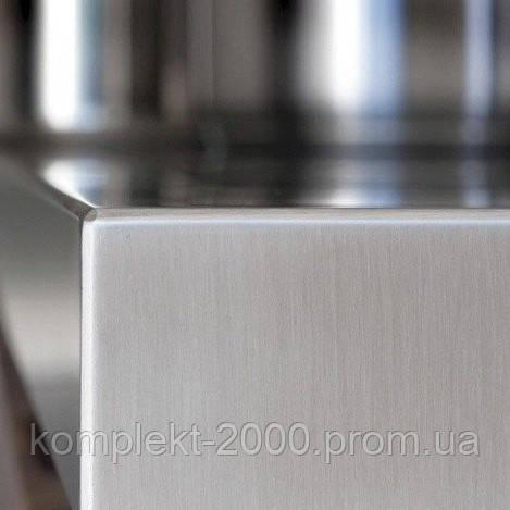 Кухонная столешница из нержавеющей стали для стола