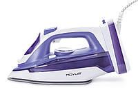 Утюг беспроводной Rovus Supreme  Бело-фиолетовый