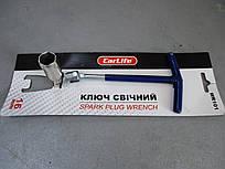 Ключ свечной 16mm CARLIFE WR101