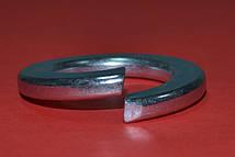 Шайба М8 пружинная оцинкованная ГОСТ 6402-70