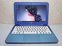 Б/у ноутбук HP Stream 11 Blue, фото 1