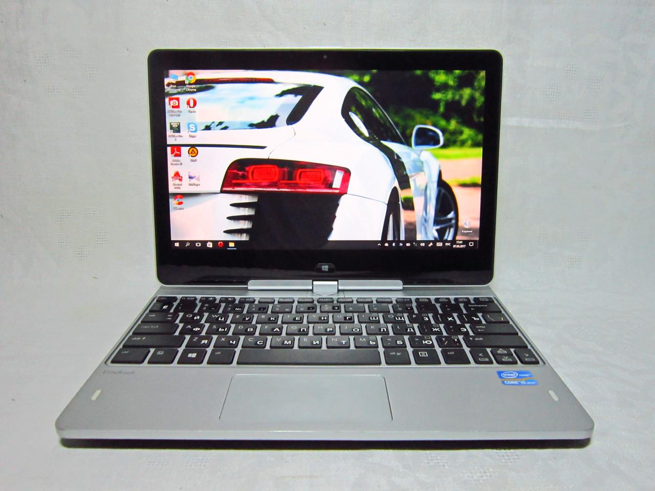 Б/у ноутбук HP  810 G1 на i5/ssd/8gb ram