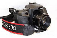 Б/у фотоаппарат Зеркалка Canon eos 50d, ef_50, фото 1