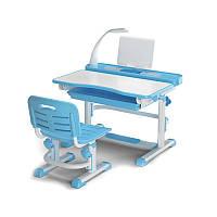 Комплект парта и стульчик Evo-kids BD-04 XL New (с лампой), фото 1