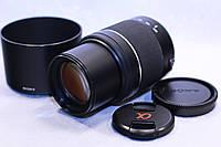 Обьектив Sony DT 55-200 mm F4-5.6 SAM, фото 1
