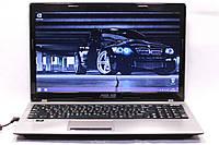 Б/у ноутбук игровой c Nvidia, Asus k53sj core_i3/4gb ram, фото 1