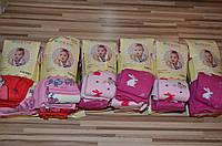 Детские махровые  колготки для девочек(Termo)Aura Via 0-24 месяцев, фото 1