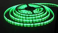 Лента светодиодная зеленая LED 3528 Green 60RW