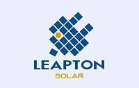 В продажу поступят солнечные панели LEAPTON SOLAR