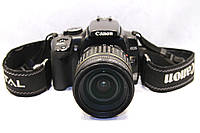Б/у Зеркалка Canon EOS 400d Tamron 17-50, фото 1