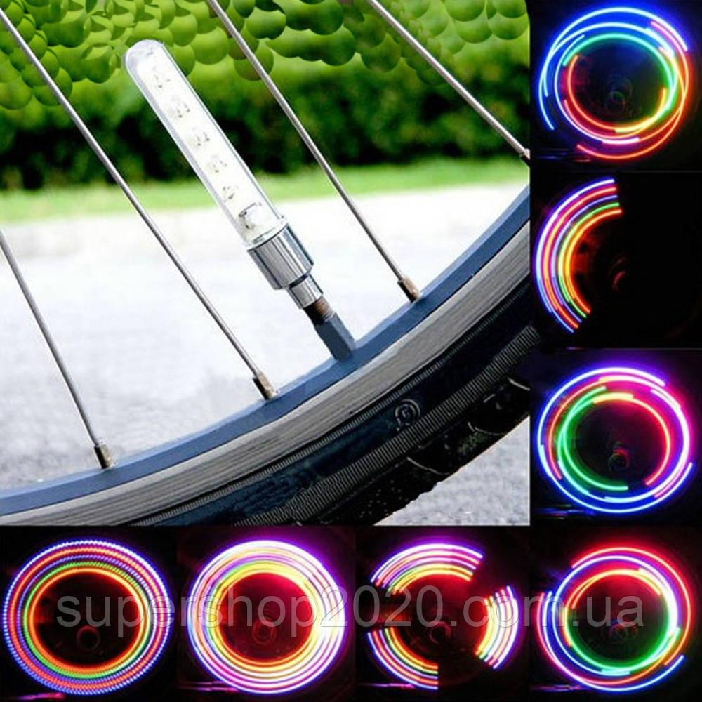 Світлодіодне підсвічування для велосипеда 5 лід