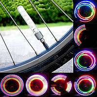 Светодиодная подсветка для велосипеда 5 лед