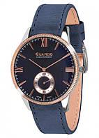 Мужские наручные часы Guardo S01863 RgsBlBl