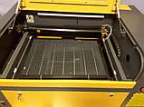 Лазерний гравер со2 400600мм 50W, фото 3