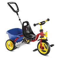 Велосипед трехколесный Puky CAT 1S (LR/2223) Red