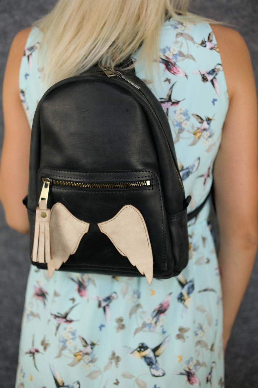 Женский рюкзачок «Лимбо» |11199| Черный