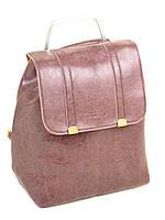 PODIUM Сумка Женская Рюкзак иск-кожа ALEX RAI 7-01 9934 purple