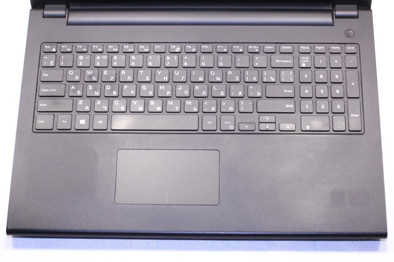Б/у ноутбук Dell inspiron 3541 black