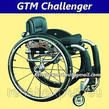Активна інвалідна коляска для дорослих GTM Mobil Challenger Active Wheelchair