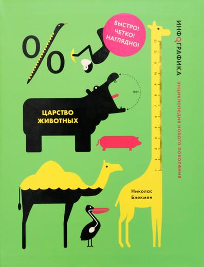 Инфографика. Царство животных