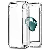 Чехол Spigen для iPhone 8 Plus / 7 Plus Ultra Hybrid 2, Crystal Clear (043CS21052), фото 1