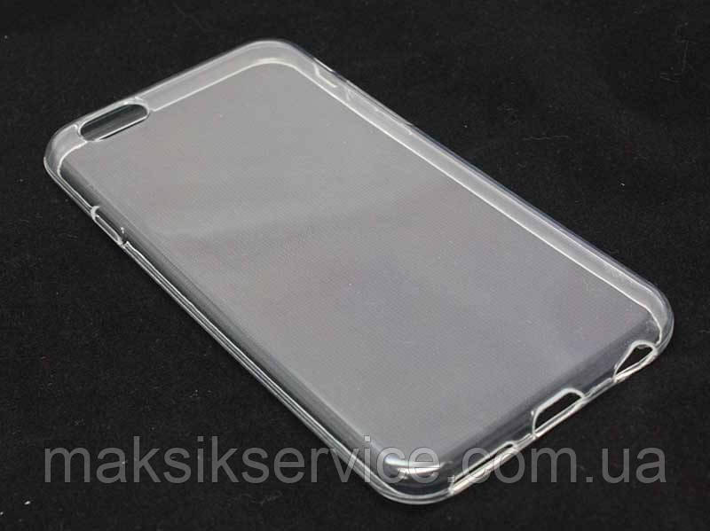 Чехол Накладка на Iphone 6G/6S прозрачный