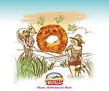 Печиво Divella Ottimini Riso e Mais з кукурудзяної і рисового борошна, 400гр, фото 2