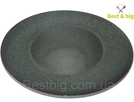 Тарелка для пасты (Гранит) - 270 мм, 350 мл (Farn)