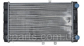 Радиатор основной Dacia Super Nova без кондиционера (Breckner BK50003)(среднее качество)