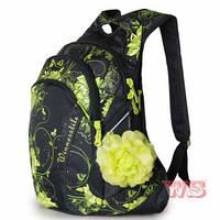 Городской рюкзак Winner Stile для девушки чёрный