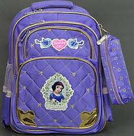 Школьный ортопедический рюкзак с пеналом