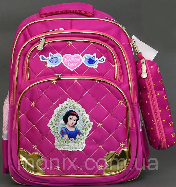 30ee6171c966 Школьный ортопедический рюкзак с пеналом, цена 365 грн., купить в Львове —  Prom.ua (ID#736342405)