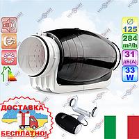 Binetti FDS-125 Silent бесшумный канальный вентилятор, фото 1