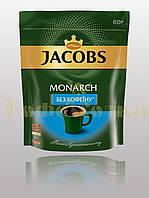 ☕Кофе растворимый Якобз Монарх 60г без кофеина