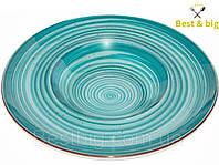 Тарелка для пасты (Водоворот) - 27 см, 350 мл (Farn) Siesta