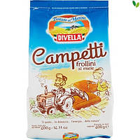Печенье Divella Campetti Al Miele с медом, 400 гр., фото 1