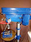 Сверлильный станок Vorskla ПМЗ 1800-20 2 Патрона (16мм и 20мм) + Тески в комплекте, фото 2