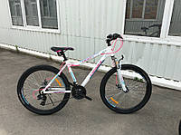 Женский велосипед Crosser Trinity 26 Максимальная комплектация
