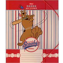 "Папка для тетрадей Hatber Пк5р_07168 А5 картон. на резинке ""Scooby-Doo"""